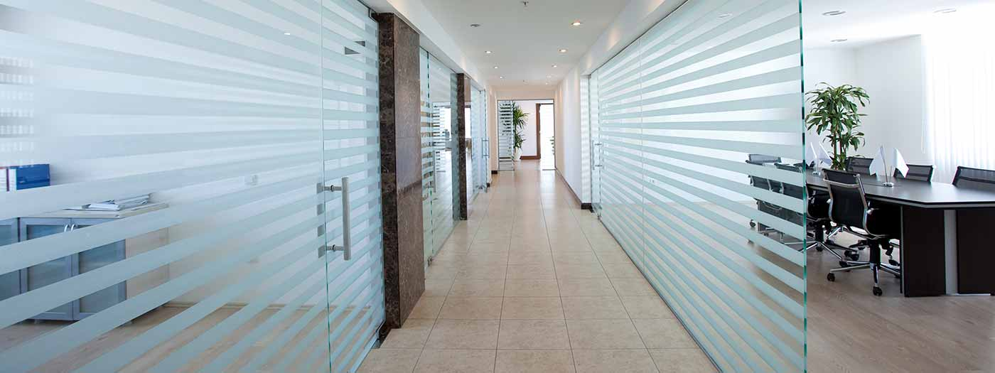 ARCHITECTURAL WINDOW FILM – PRIVACY & DECORATIVE USES