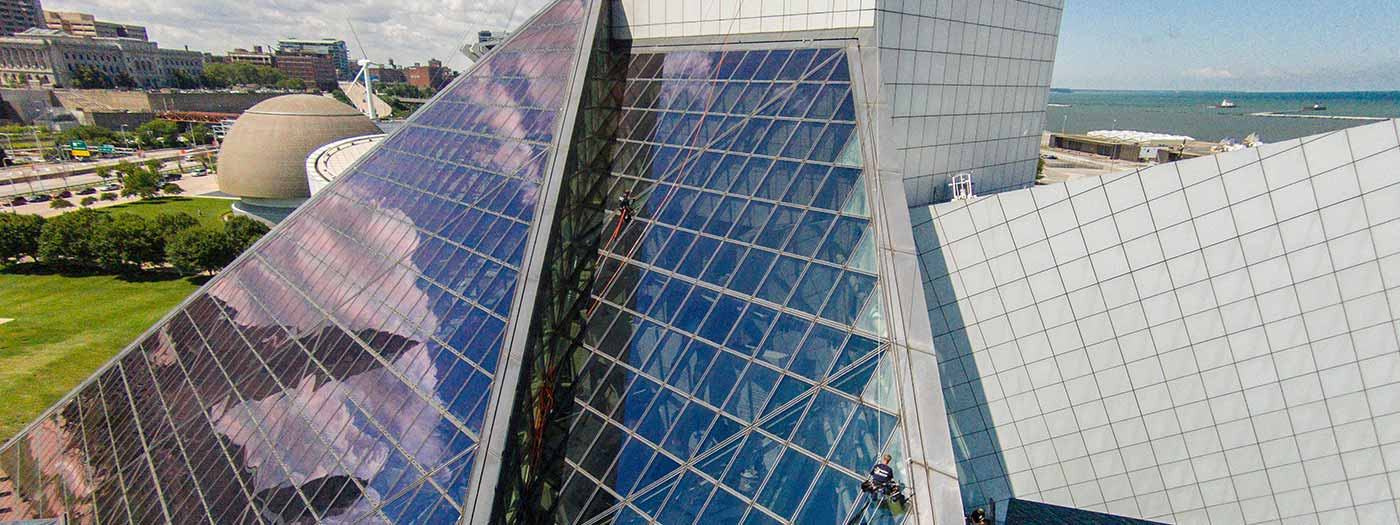 Energy Upgrade – Rock and Roll Hall of Fame + Museum